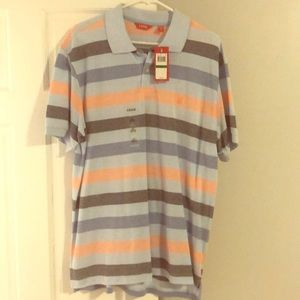 Men's IZOD short sleeve polo